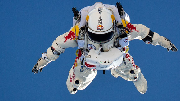 Red Bull Stratos - rekord Guinessa