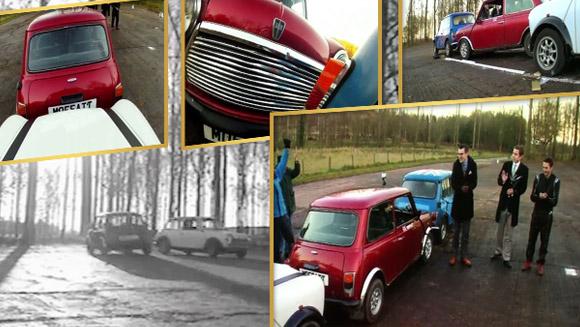 Ciasne parkowanie równoległe - rekord Guinessa