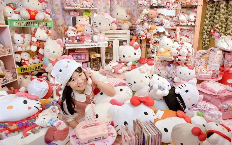 Hello Kitty - rekord Guinessa
