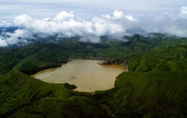Najniebezpieczniejsze jezioro