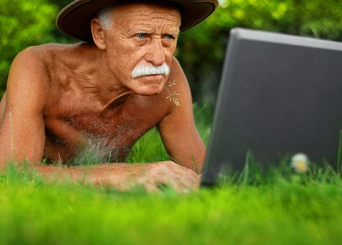 Najstarszy użytkownik Facebooka