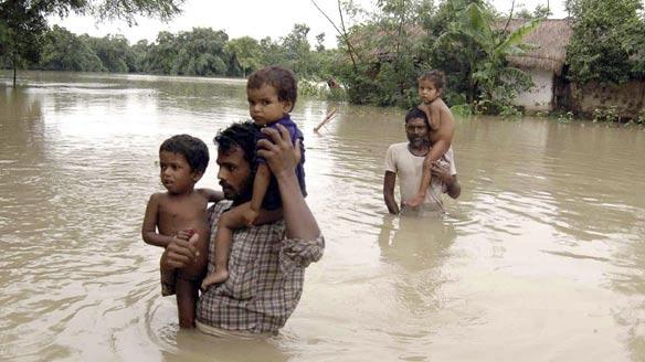 Najwięcej ofiar śmiertelnych powodzi
