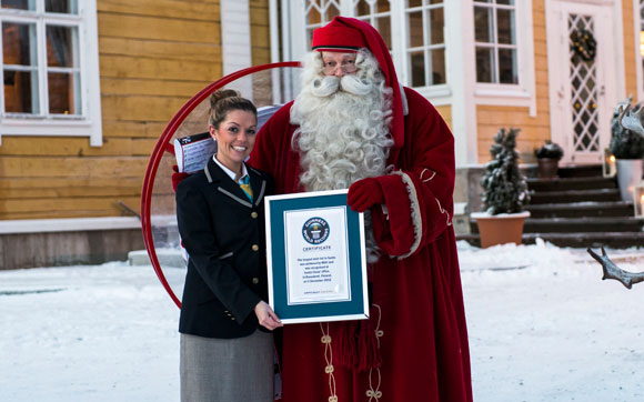 Najdłuższy list do św. Mikołaja