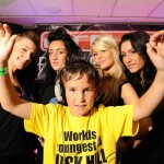 Najmłodszy DJ i producent muzyczny