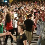 Najwięcej osób tańczących swinga