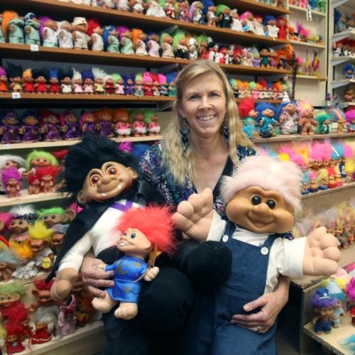 Największa kolekcja troli
