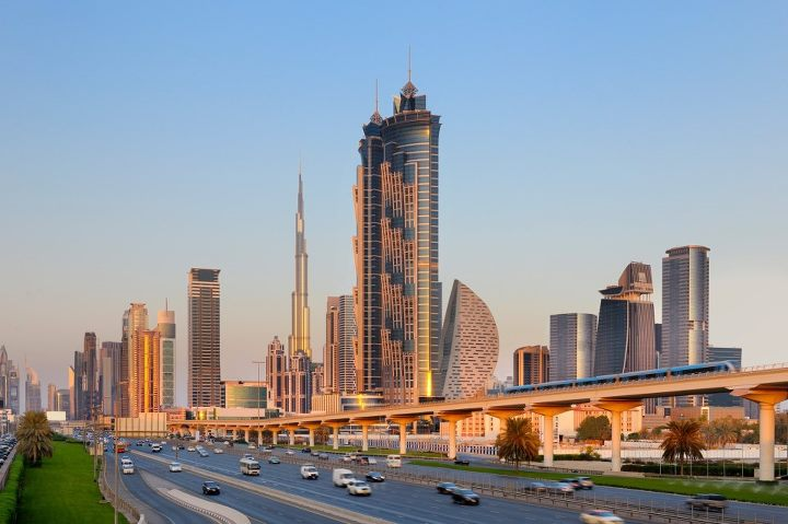 Najwyższy hotel świata - rekord Guinessa