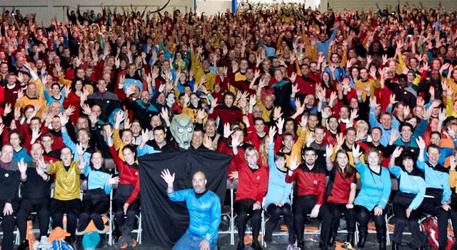 Rekord Guinessa dla fanów Star Treka