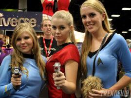 Zjazd fanów Star Treka - rekord Guinessa