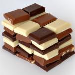 Australijczycy ułożyli obraz z czekolady