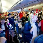Harlem Shake w samolocie – nietypowy rekord Guinessa