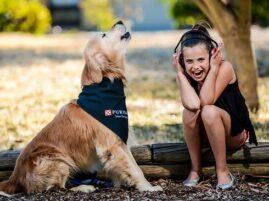 Najgłośniej szczekający pies - rekord Guinessa