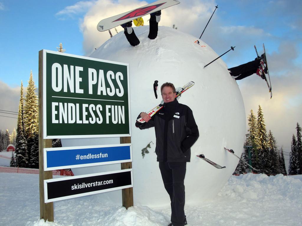 Największa kula śniegu