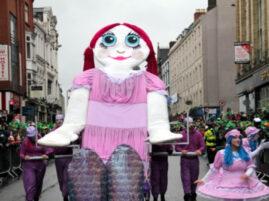 Największa szmaciana lalka