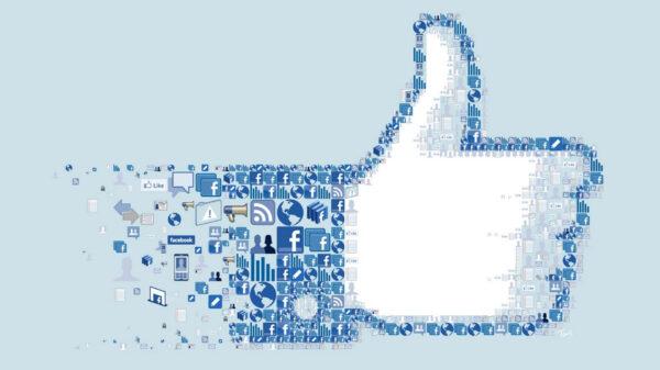 Największy like dla Facebooka