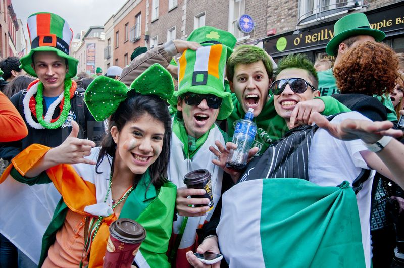 św. Patryk - Irlandia - rekord