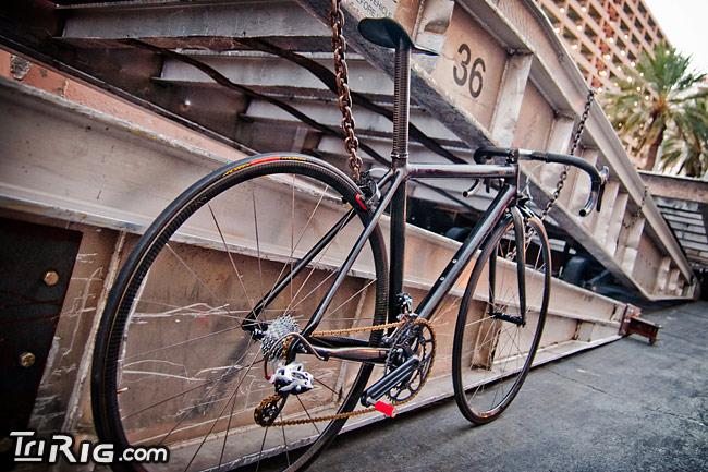 Najlżejszy rower naświecie