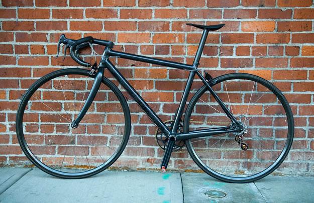 Najlżejszy rower świata