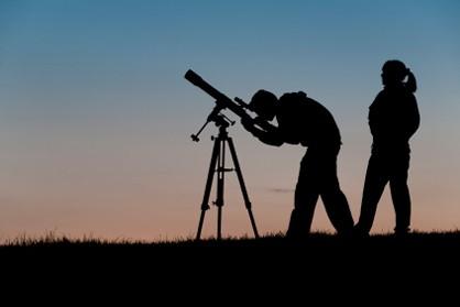 Najwięcej ludzi patrzących przez teleskopy - rekord Guinessa