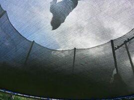 Rekord Guinessa w skakaniu na trampolinie