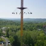 Najwyższa karuzela łańcuchowa na świecie