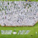 Przebranie krowy - rekord Guinessa