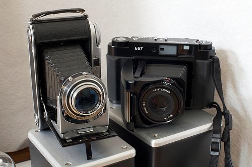 Bessa II - Największa kolekcja aparatów