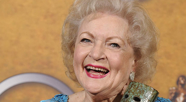 Betty White - rekord Guinnessa