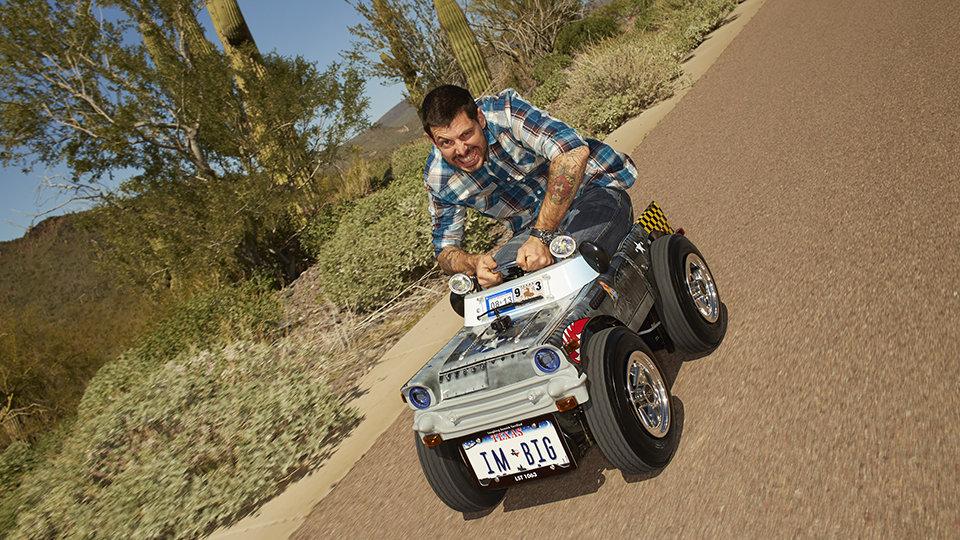 Najmniejszy samochód świata - rekord Guinessa