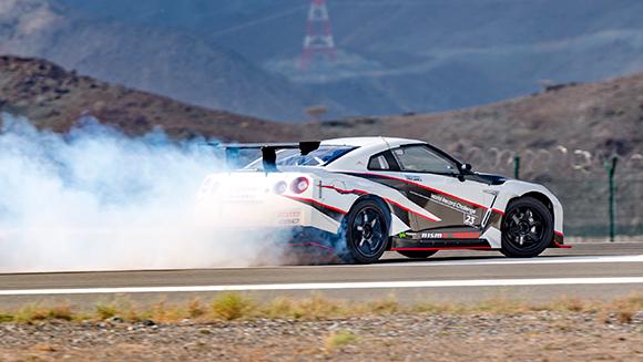Najszybszy drift auta