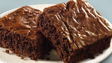 Największe ciastko brownie
