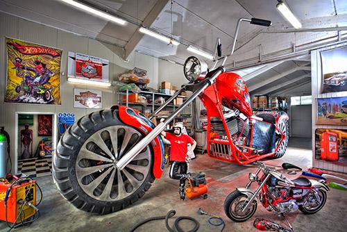 Największy motocykl