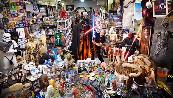 Rekord dla największego fana sagi Star Wars