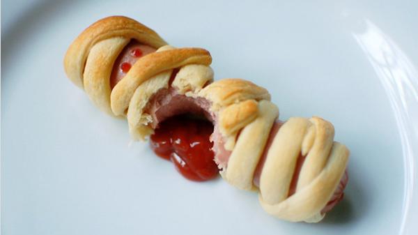 Hot-dog mumia