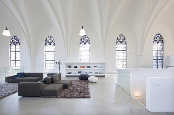 Mieszkanie wkościele