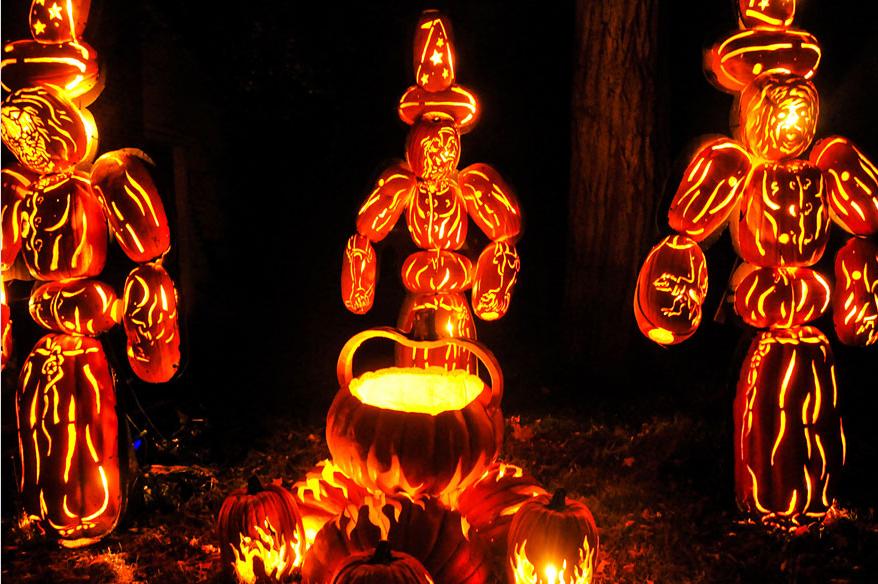 Najpiękniejsze rzeźby zlampionów - wystawa - New York