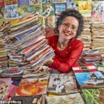 Największa kolekcja chusteczek - rekord Guinessa