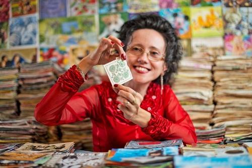 Największa kolekcja papierowych serwetek - rekord Guinessa