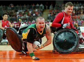 Rugby na wózkach - Pniewy