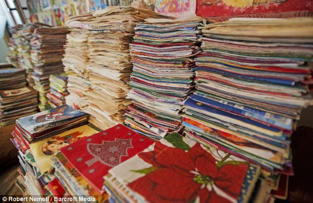 Serwetki papierowe - rekord Guinessa