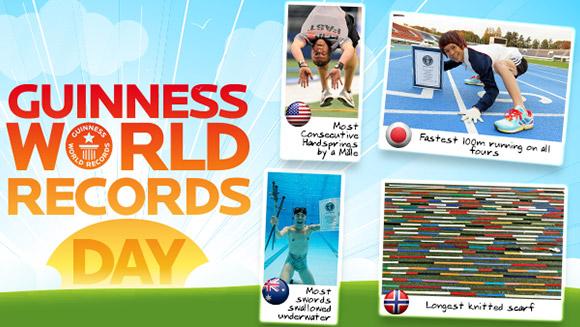 Dzień Światowych Rekordów Guinnessa