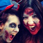 Największa parada zombie - rekord Guinessa