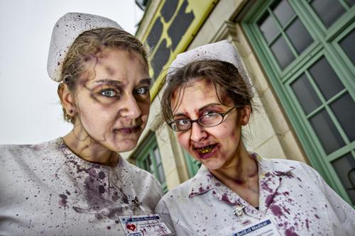 Największe zgromadzenie zombie