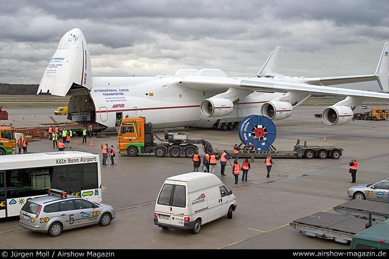 Największy samolot naświecie