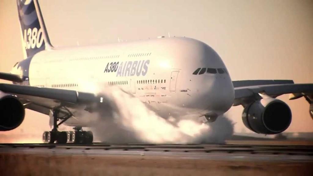 Największy samolot pasażerski świata