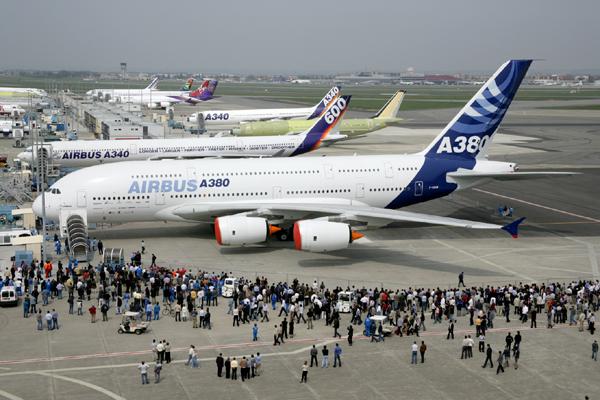 Największy samolot pasażerski