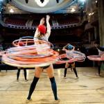 Rekord w obracaniu hula-hoop