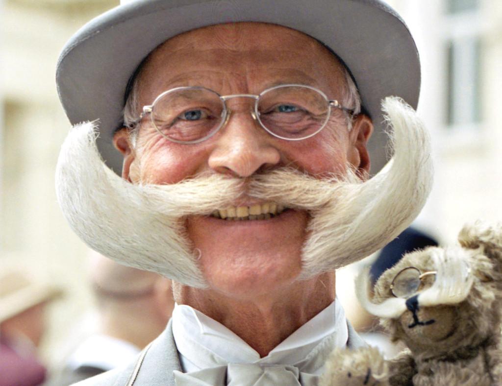 Rekordowe wąsy