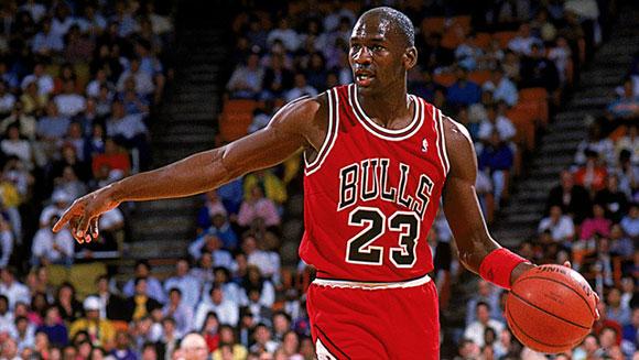 Michael Jordan - rekord Guinessa