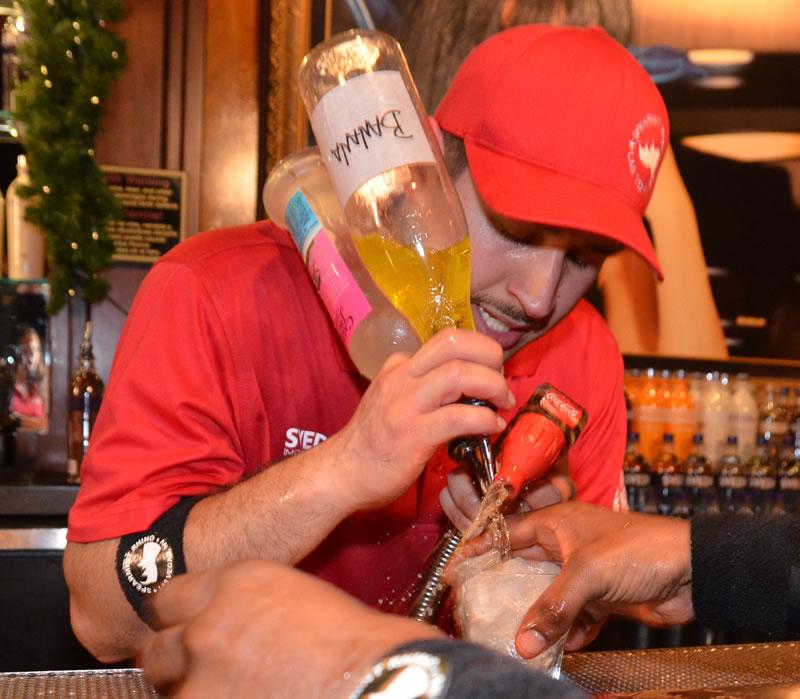 Najszybszy barman świata